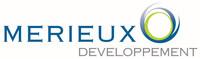 Merieux Developpement Logo (PRNewsfoto/Merieux Developpement)