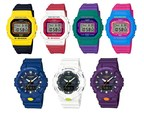 G-SHOCK Announces New Colorways For Street Style Watches Ahead Of Holiday Season