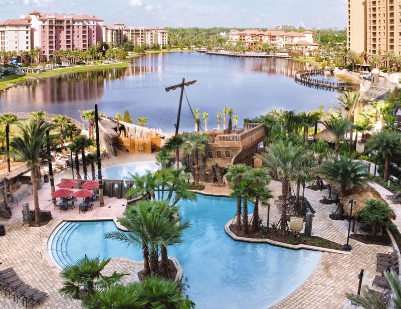 Wyndham Bonnet Creek Resort in Orlando, Fla.