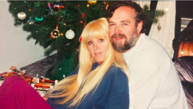 Kathy and Herb Myers of Aurora, CO in December 2014. Kathy Myers is believed to be the first Coloradan to receive a prescription for medical aid in dying.