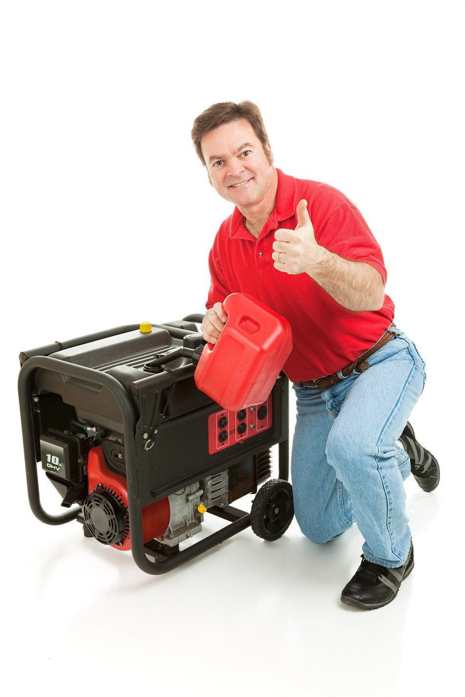 """""""Not having power when you need it is frustrating, so a generator can provide emergency backup power at a reasonable cost. But, it's important to follow all manufacturer's instructions when using one,"""" said Kris Kiser, President and CEO of the Outdoor Power Equipment Institute (OPEI). """"For instance, never place a generator in your garage or in your home. The generator should be a safe distance from your home and not near an air intake."""""""