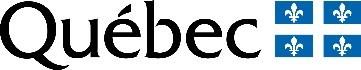 Logo : Gouvernement du Québec (Groupe CNW/Cabinet du ministre de l'Éducation, du Loisir et du Sport)