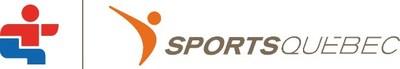 Logo : SPORTSQUÉBEC (Groupe CNW/Cabinet du ministre de l'Éducation, du Loisir et du Sport)