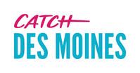 Catch Des Moines logo (PRNewsfoto/Catch Des Moines)