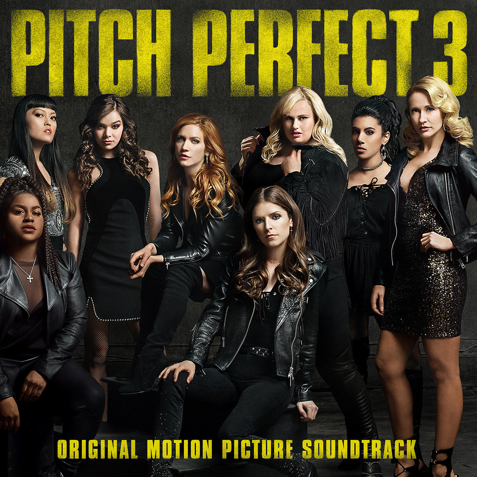 LAST CALL PITCHES! PITCH PERFECT 3 SOUNDTRACK AVAILABLE TODAY! All-New Mix of Mash-Ups and Medleys Available December 15! Featuring a cappella mash-ups and medleys from the upcoming Universal Pictures' film, the soundtrack from UMe/Republic is available on all formats December 15.