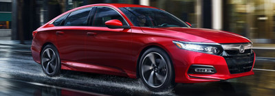 Car shoppers in the market for a new midsize family sedan will want to keep an eye on the 2018 Honda Accord, shown above, which Matt Castrucci Honda recently compared to the competing 2018 Kia Optima.