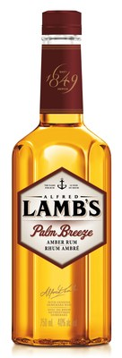 Lamb's Rum names Elizabeth Kearney as Newfoundland's Local Hero contest winner (CNW Group/Corby Spirit and Wine Communications)
