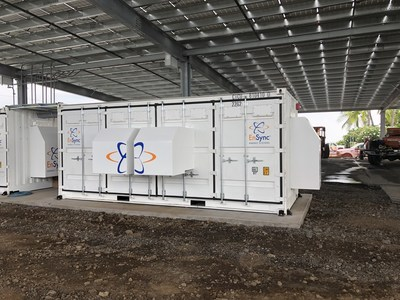 Solar Plus Storage Project with EnSync Energy Operational in Hawaii