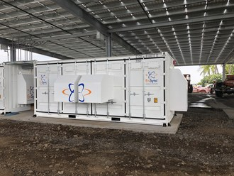 Spectrum Solar Plus Storage Project with EnSync Energy Commissioned and Operational in Hawaii