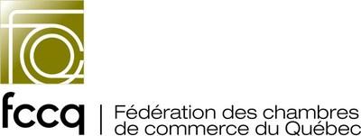 Logo: Fédération des chambres de commerce du Québec (FCCQ) (Groupe CNW/Fédération des Chambres de commerce du Québec)