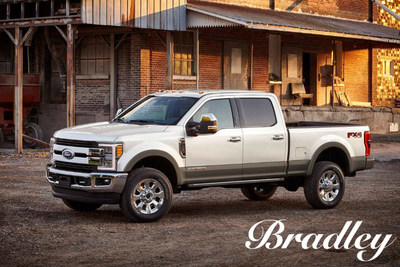 Bradly Ford provides interested truck buyers with helpful research about the 2018 Ford Super Duty line of trucks