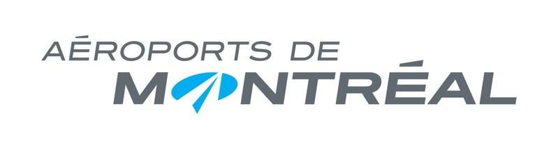 Logo : Aéroports de Montréal (CNW Group/Aéroports de Montréal)