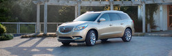 The 2017 Buick Enclave is available now at Palmen Buick GMC Cadillac.