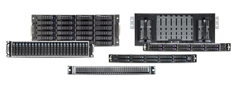 AIC servers with Intel® Xeon® Scalable Processors (SB102-VG, SB201-VG, SB402-VG, SB122A-PV, SB405-PV and SB127-LX)