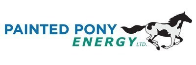 Logo : Painted Pony Energy Ltd. (CNW Group/Painted Pony Energy Ltd.)