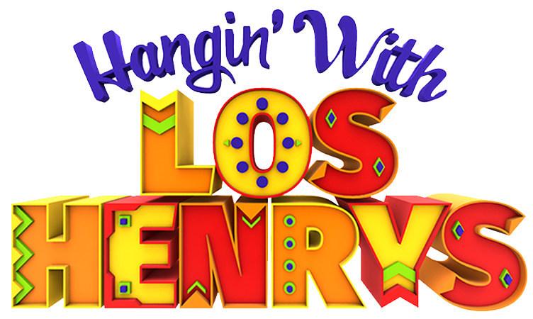 Logo de Hangin' With Los Henrys