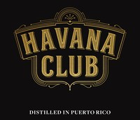 HAVANA CLUB Rum, Distilled in Puerto Rico
