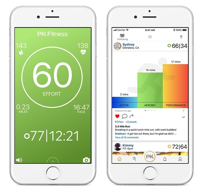 Real-time effort tracking during workouts that tell you how hard your body is working along with important workout insights. Also, review the time you spend in each zone.
