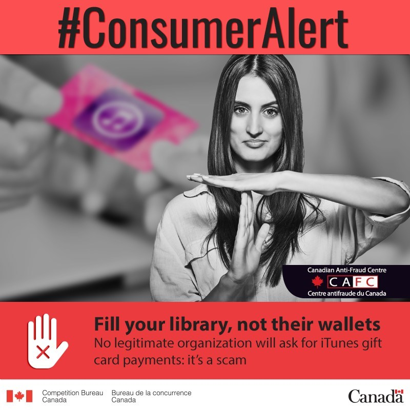 Consumer Alert - Fill your library, not their wallets - No