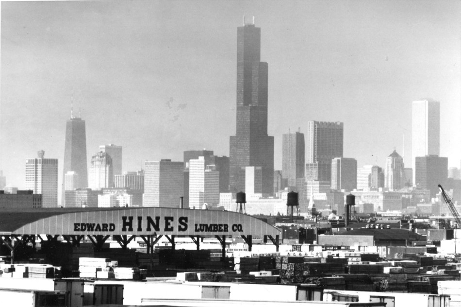 A leading distributor of building materials in the Chicago area, Hines Supply has been a part of the community for 125 years.