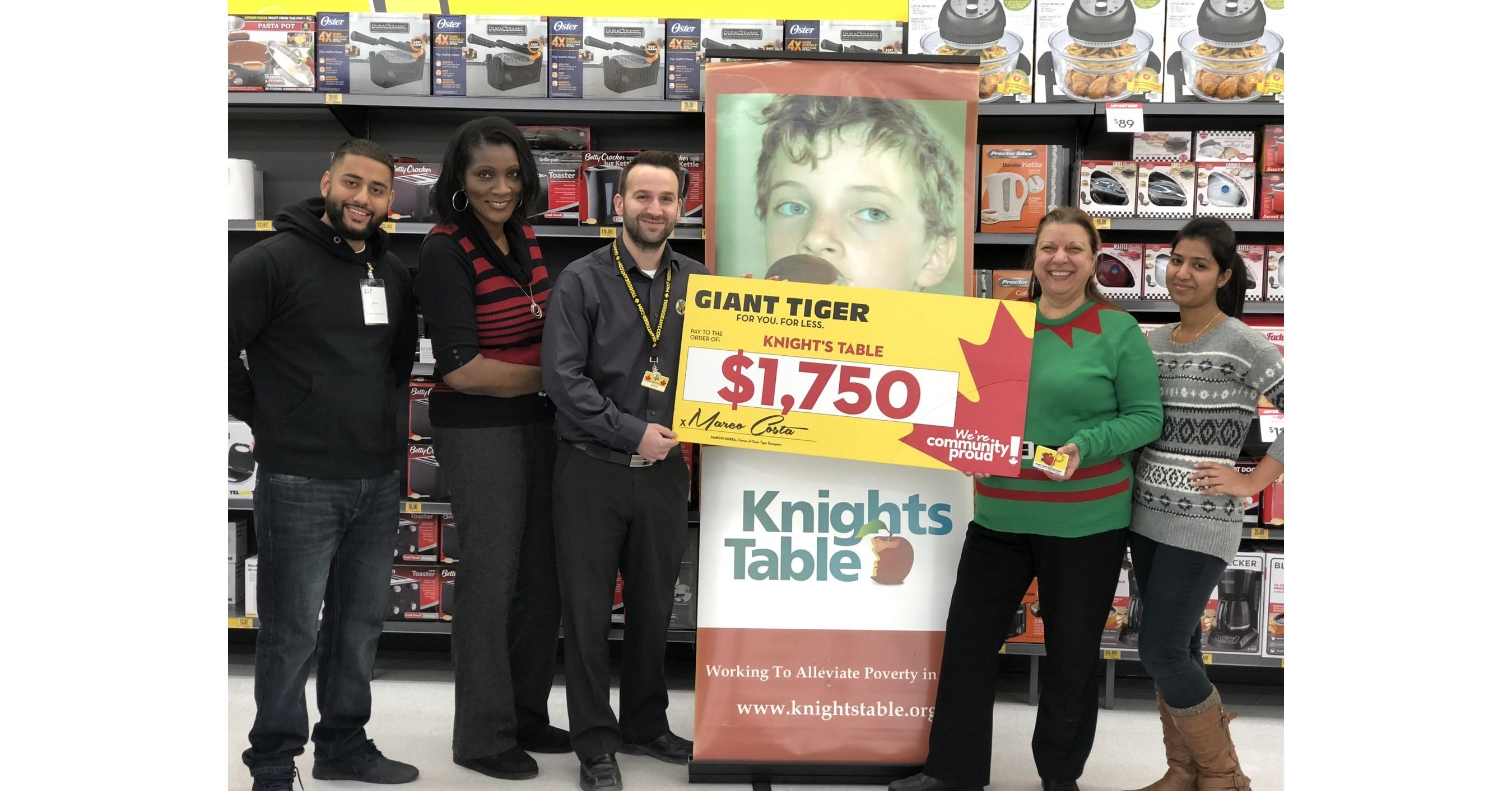 Giant tiger shop online