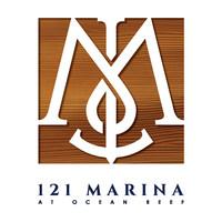 121 Marina logo
