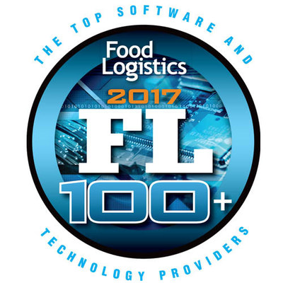 PLM Named to Food Logistics' 2017 FL100+ Top Software and Technology Providers List