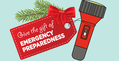 Check out torontohydro.com/beprepared for a full list of emergency preparedness kit items. (CNW Group/Toronto Hydro)