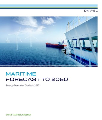 DNV GL Energy Transition Outlook – Maritime Forecast to 2050 (PRNewsfoto/DNV GL)