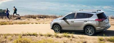 The 2018 Toyota RAV4 is one of the models featured in Serra Toyota's new lease offerings, assisting shoppers in the search for an affordable vehicle.