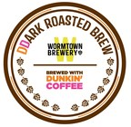 Dunkin' Donuts Taps Wormtown Brewery for Limited Edition DDark Roasted Brew