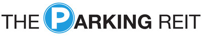 The Parking REIT logo (PRNewsfoto/The Parking REIT, Inc.)