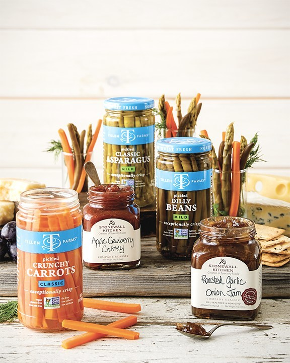 Stonewall Kitchen, a leading specialty food manufacturer, marketer and retailer, announced today that it has entered into an agreement to acquire the Tillen Farms? brand of premium cocktail garnishes, including uniquely-crisp pickled vegetables and delicious Pacific Northwest cherries. The transaction is anticipated to be completed in January 2018.