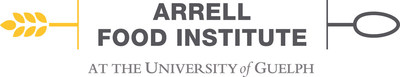 Arrell Food Institute à l'Université de Guelph (Groupe CNW/Les Aliments Maple Leaf Inc.)