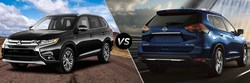 Chicago drivers can compare the new 2018 Mitsubishi Outlander vs the 2018 Nissan Rogue on the Continental Mitsubishi website.