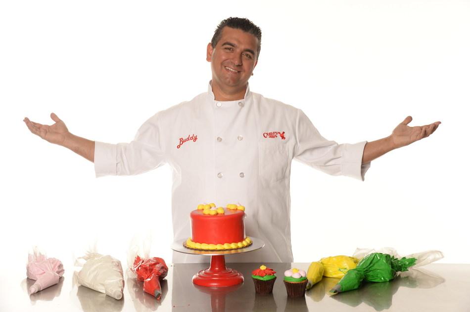 The Cake Boss, Buddy Valastro, and his famiglia are heading to San Antonio, TX!