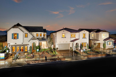 CalAtlantic Homes Debuts the First New Home Collection in Phase Two of the Popular Park Place Master-Planned Community in Ontario, CA