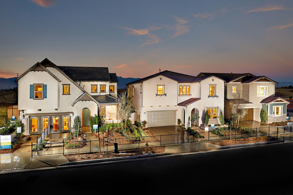 CalAtlantic Homes announces the Grand Opening of Camden, the first new community to debut within phase two of the popular Park Place master-planned community in Ontario, CA.