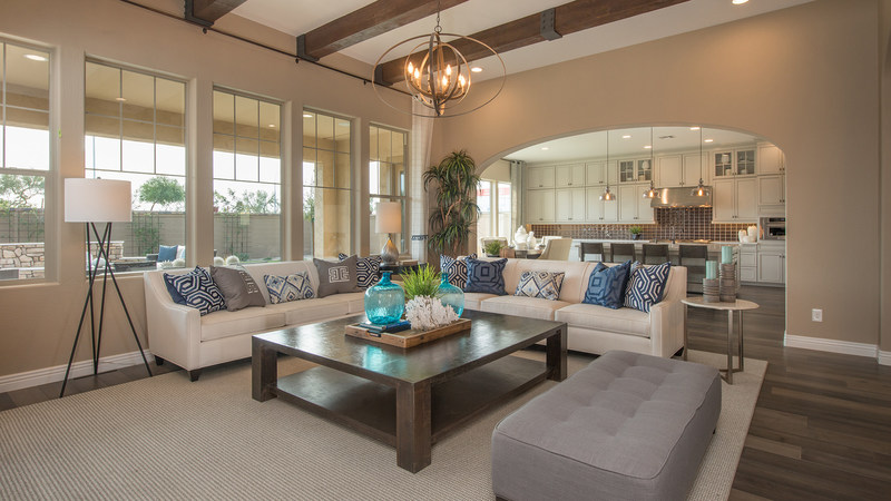 CalAtlantic Homes introduces Pescara in Chandler, AZ. Ranging from 2,919 to 3,748 square feet, each of the single-level floor plans offers an open concept that flows seamlessly from a spacious Great Room to a gourmet kitchen. For more information, visit calatlantichomes.com.