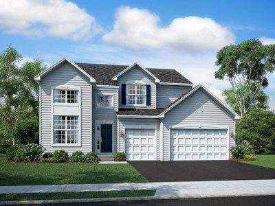 CalAtlantic Homes Announces Grand Opening Of Windsor Ridge In Joliet, IL
