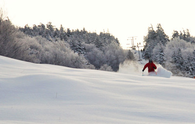 Magic Mountain, Vt. won first place for Overall Best in Snow in the 2017-18 Best in Snow Awards, Powered by Liftopia