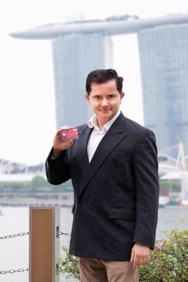 Ken Baylor, Chief Cybersecurity Officer (PRNewsfoto/Monaco)