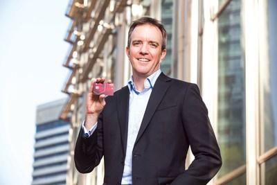 Sean Rach, Chief Marketing Officer (PRNewsfoto/Monaco)