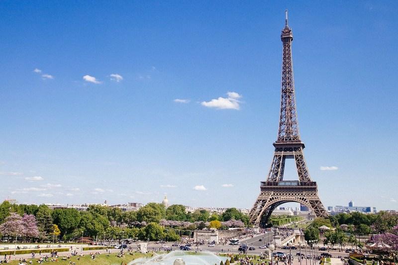 Paris is the most popular luxury travel destination of 2017. Source: unsplash anthonydelanoix