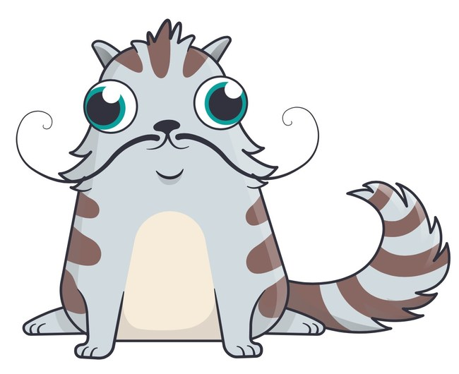 Prof. Kelsie Considine V - Evan Messer's First Adopted CryptoKitty