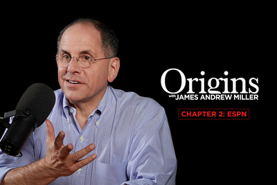 "James Andrew Miller and Cadence13 Launch ""Origins"" Chapter Two: ESPN"