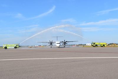 Ottawa et Windsor se joignent à Toronto pour offrir des vols sans escale à Orlando-Melbourne; tarifs spéciaux pour une durée limitée jusqu'au 20 décembre (Groupe CNW/Porter Airlines Inc.)