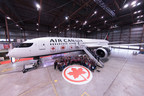 Official airline of Canadian teams for PyeongChang 2018 Games and Tokyo 2020 Games (CNW Group/Air Canada)