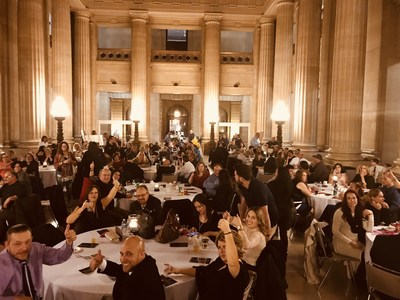 More than 150 guests attended the 2017 Forest City Care Together Event at the Cleveland City Hall Rotunda on November 10, 2017.