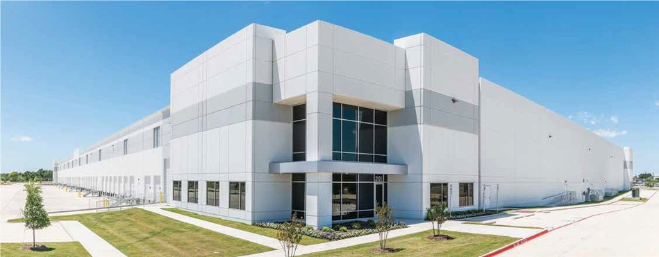 Fort Worth I Acquisition, Fort Worth, TX (CNW Group/Pure Industrial Real Estate Trust (PIRET))